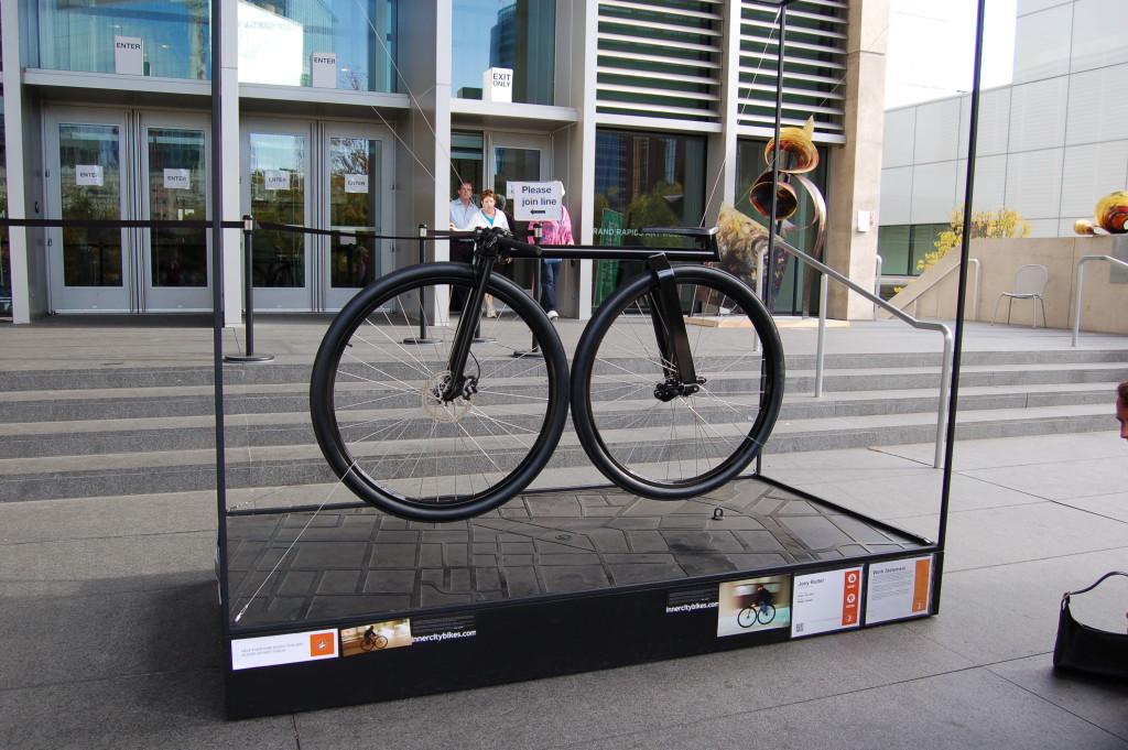 ArtPrize 2010 Bicycle