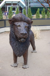 ArtPrize 2010 Bill Secunda Lions