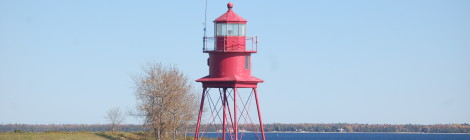 Alpena Light - A Unique and Iconic Breakwater Lighthouse on Lake Huron