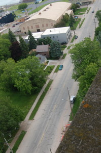 Tower of History View Sault Michigan