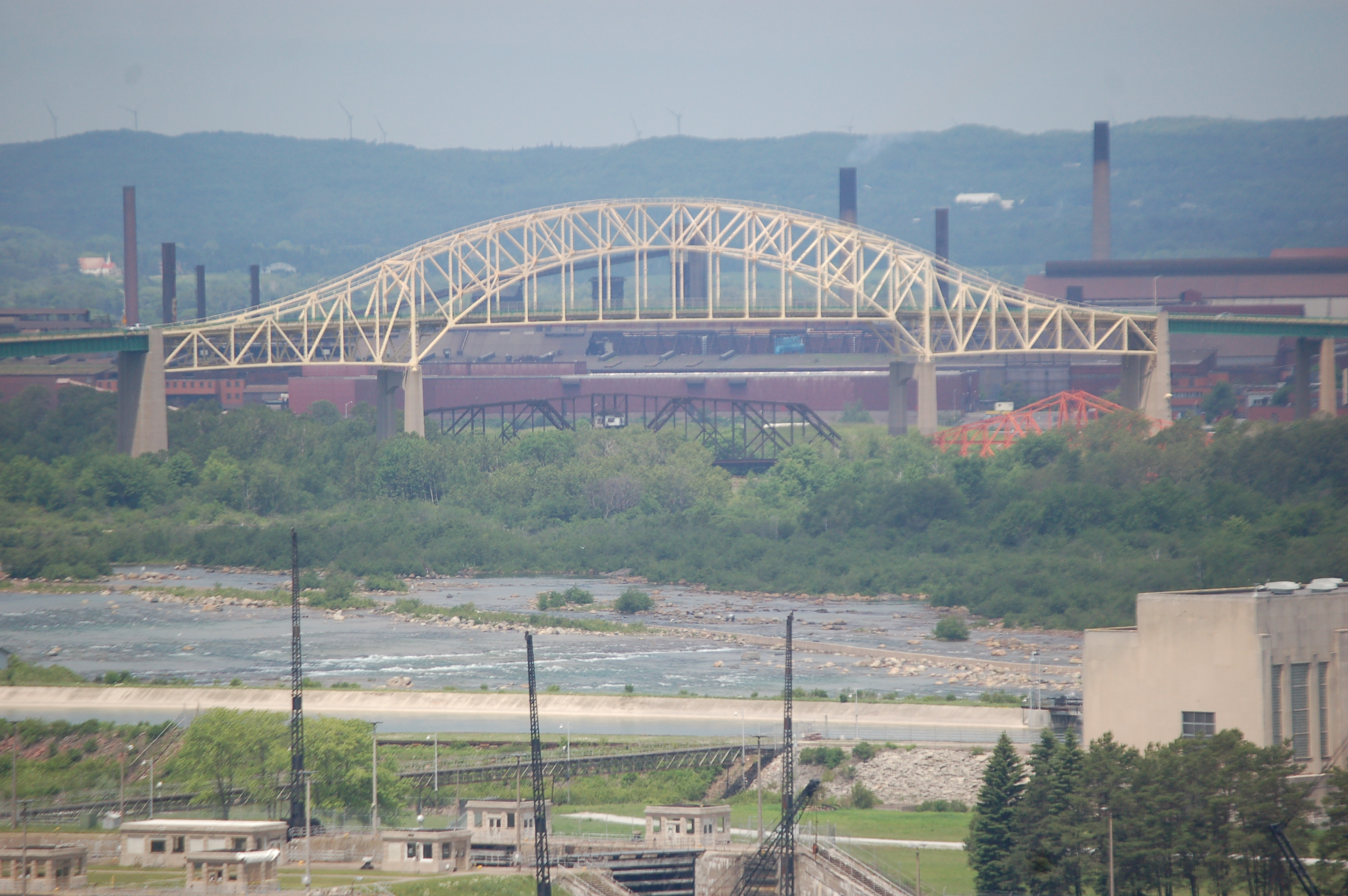 Tower Of History Provides Best Views Of Sault Ste Marie