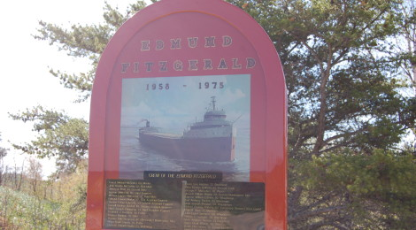 November 10, 2015: Remembering the SS Edmund Fitzgerald on the 40th Anniversary of its Sinking