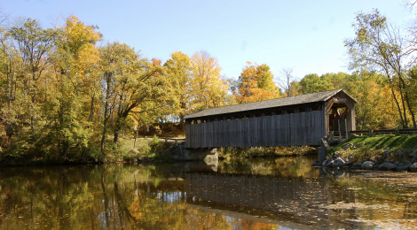 10 Amazing Places for Fall Color in Michigan's Lower Peninsula