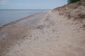 Muskallonge State Park Beach Lake Superior