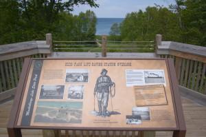 Muskallonge State Park Deer Park History