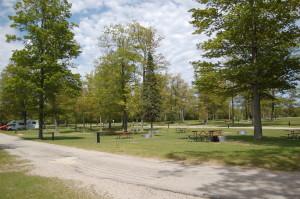 Muskallonge State Park MI Campground