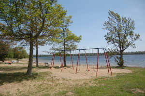 Muskallonge State Park Playground Michigan