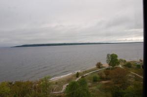 Point Iroquois Lighthouse Lake Superior