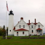 Point Iroquois Lighthouse – Climb the Tower for Great Views of Lake Superior and Canada