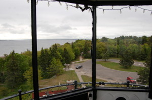 Tower View Point Iroquois Lighthouse