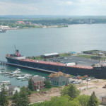 The Tower of History – Great Views of Sault Ste. Marie From 210 Feet Above It