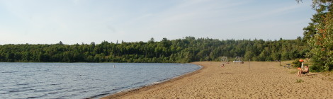 Van Riper State Park - Camping and Recreation on the Shores of Lake Michigamme in Marquette County
