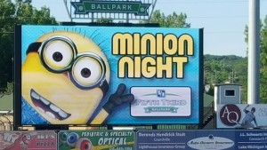 Whitecaps Minions (3)