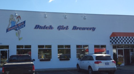 Dutch Girl Brewery Outside
