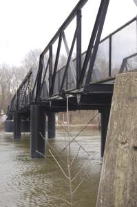 Allegan 57th Street Bridge Allegan Michigan