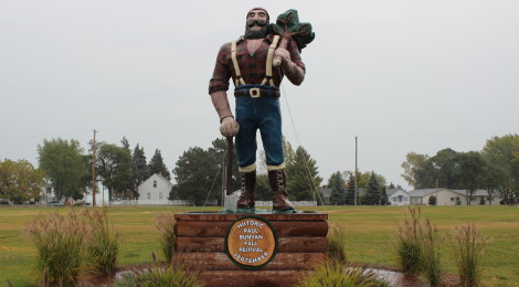 Paul Bunyan Statues in Michigan - Where to Find the Legendary Lumberman
