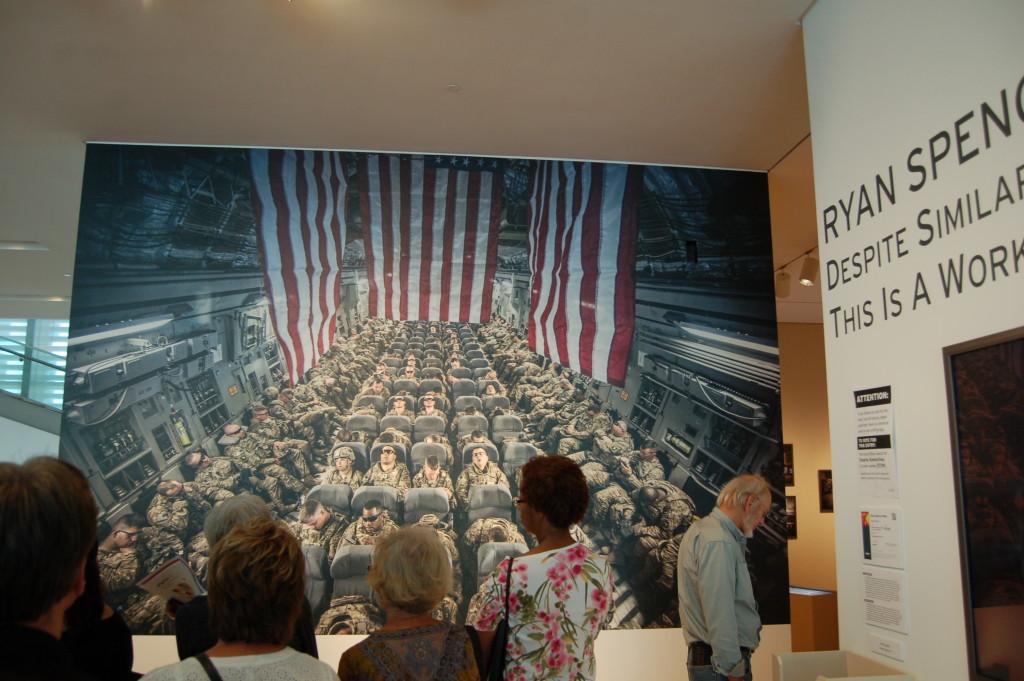 ArtPrize 2014 Soldiers GRAM