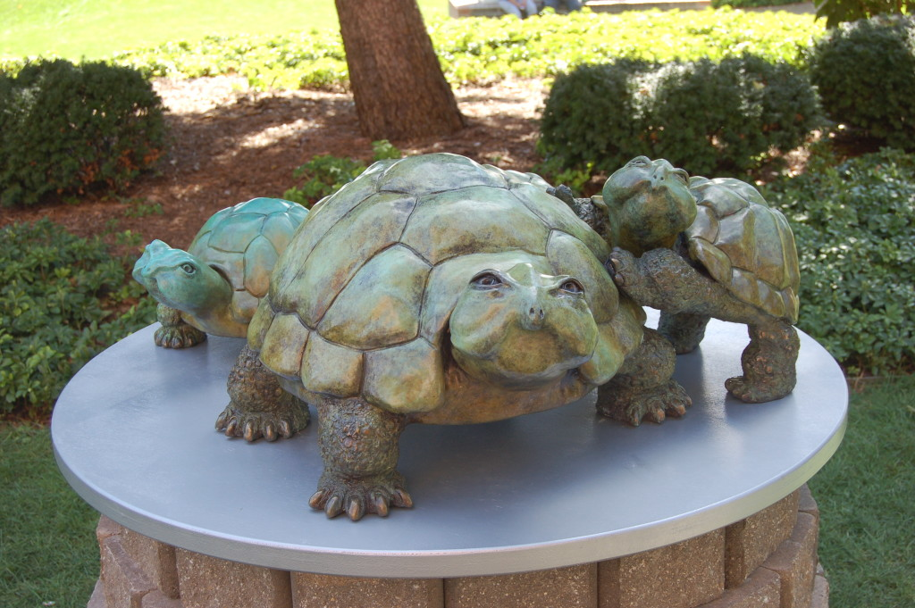 ArtPrize 2014 Turtles