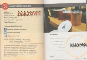 Beer City Brewsader Passport