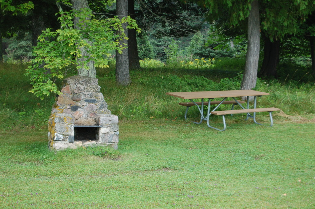 Bewabic State Park CCC Grill