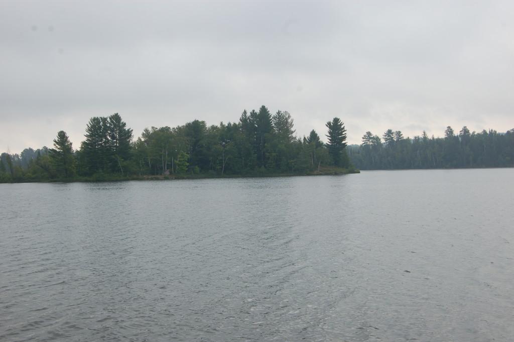 Bewabic State Park Fortune Lake