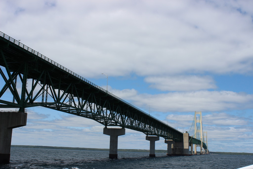 Mackinac Bridge Sheplers Tour