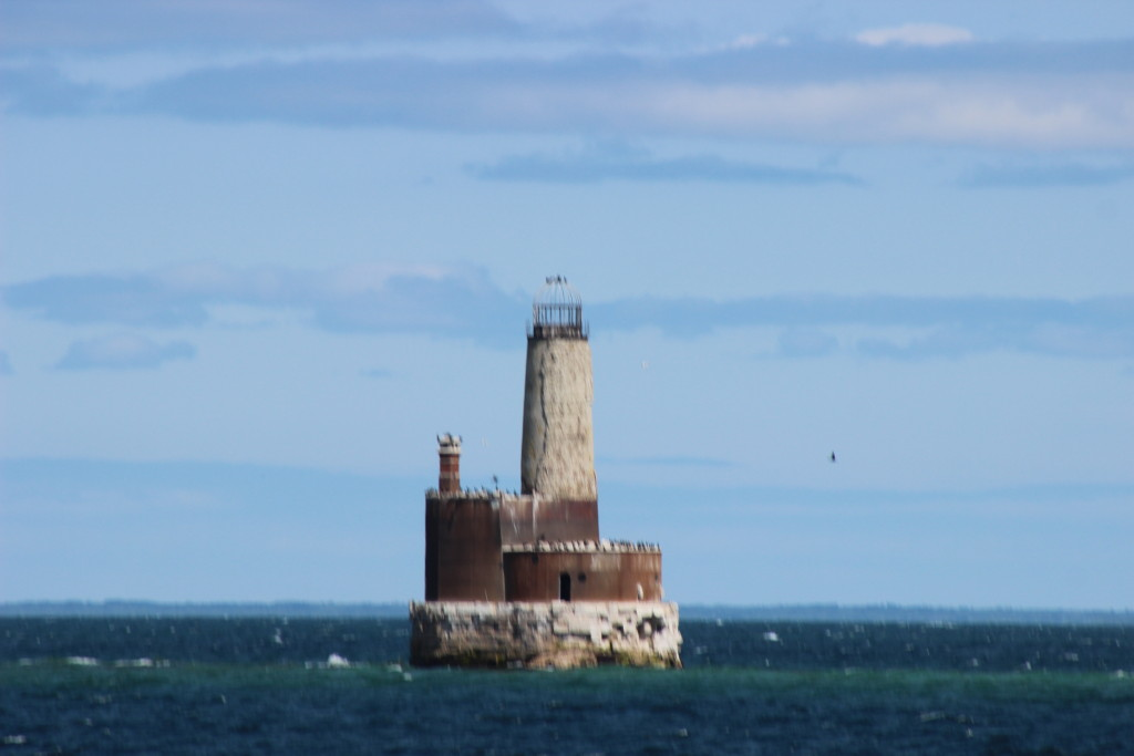 Waugoshance Shoal Light