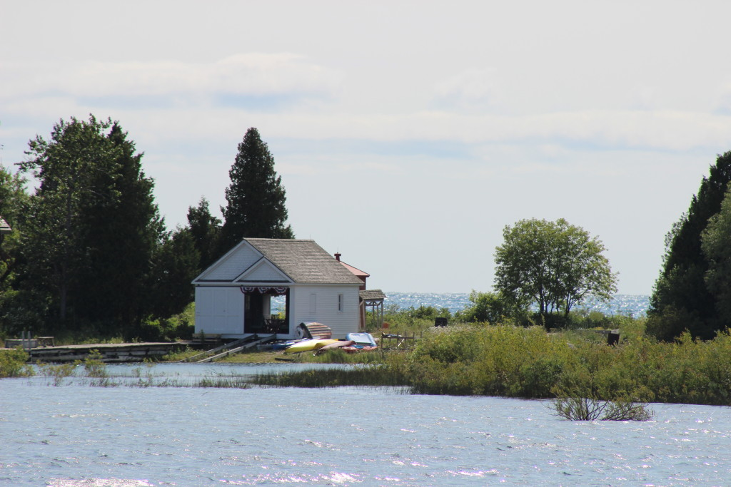 St. Helena Island boathouse