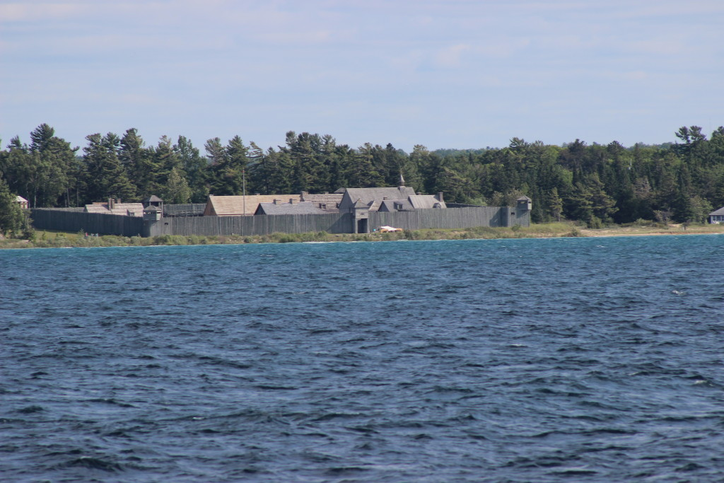 Fort Michlimackinac