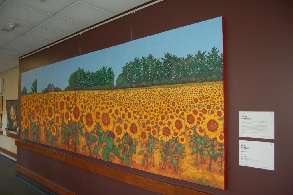 """""""Field of Joy"""" by Kim Rhoney"""