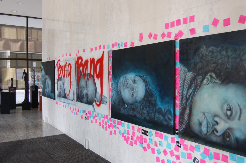 """""""The Bang Bang Project"""" by Cesar Conde"""