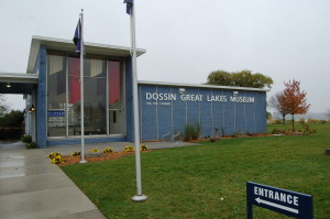 Dossin Great Lakes Museum Belle Isle Michigan