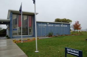 Dossin Great Lakes Museum Belle Isle Michigan