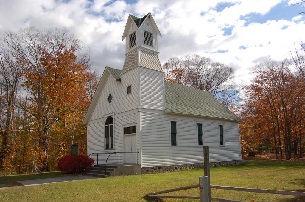 Bliss Pioneer Memorial Church, Emmet County