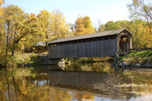 Fallasburg Covered Bridge, Kent County