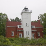 Forty Mile Point Lighthouse – A Historic Beacon on Lake Huron's Shipwreck Coast