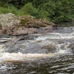 Granite Rapids – A Small Yet Scenic Upper Peninsula Waterfall in Bessemer