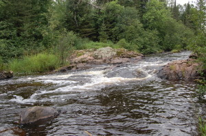 Granite Rapids Waterfall Bessemer Michigan