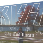 Michigan Roadside Attractions: New Monument in Cadillac Honors 40th Anniversary of KISS Concert