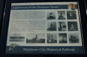 Mackinac Lighthouse Information