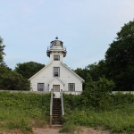 Old Mission Point Lighthouse – A Historic Beacon on the 45th Parallel