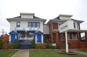 Motown Museum Detroit Michigan