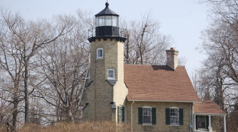 White River Lighthouse - Lighthouse and Museum on Lake Michigan