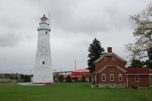 Fort Gratiot Lighthouse Cover Photo Michigan Lake Huron