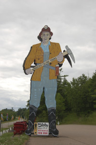 Iron Mountain Iron Mine Big John