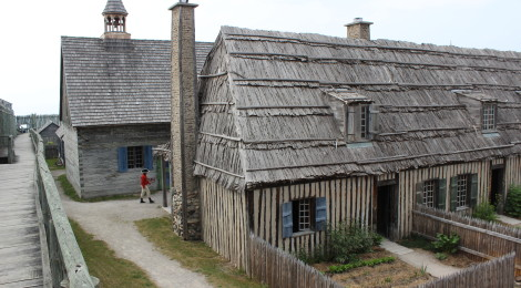 Photo Gallery Friday: Historic Fort Michilimackinac State Park in Mackinaw City