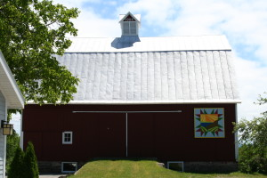 Old Mission Peninsula Quilt Barns 1