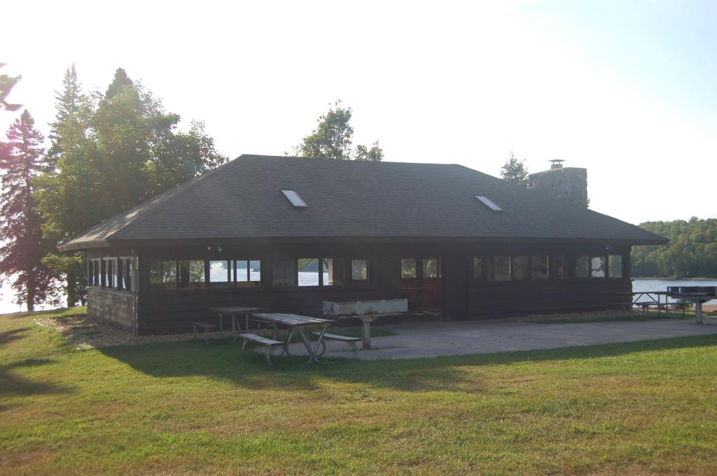 Van Riper State Park Picnic Shelter Michigan DNR