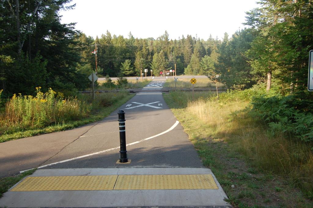 Van Riper State Park US-41 Trail