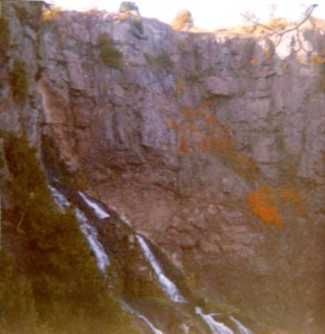 Houghton Douglass Falls